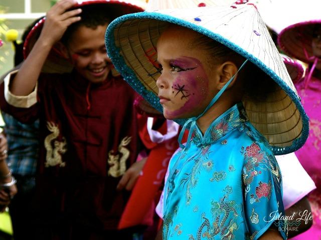 Childrens Karnival Bonaire